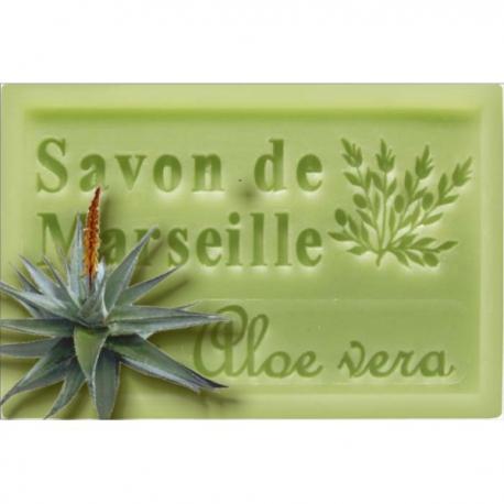 Aloe Vera - Savon de Marseille