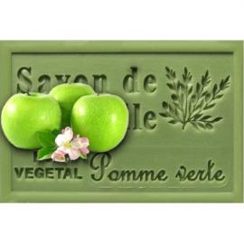 Grüner Apfel - Savon de Marseille