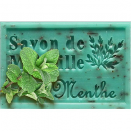 Minze - Savon de Marseille