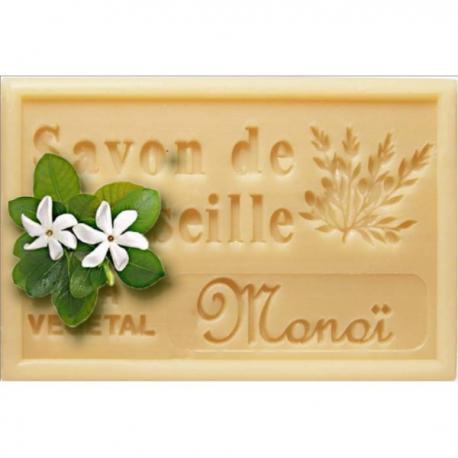 Monoï - Savon de Marseille