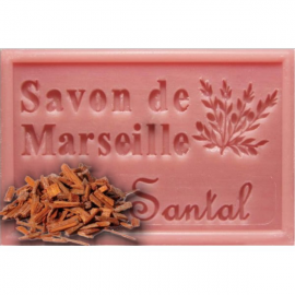 Sandelhout - Savon de Marseille