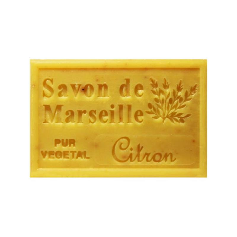 savon de marseille zitrone