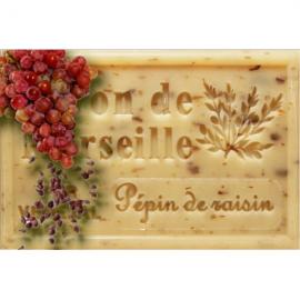Druivenpitten - Savon de Marseille